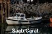 Angelboot Saab Carat