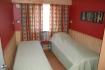 Schlafzimmer mit Einzelzimmer