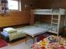 Schlafzimmer mit Familien-Stockbett