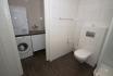 Sørheim Brygge 116qm Ferienappartement: Badezimmer mit DU/WC und Waschmaschine