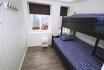 Sørheim Brygge 116qm Ferienappartement: Schlafzimmer mit Familienstockbett