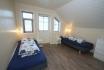 Sørheim Brygge 116qm Ferienappartement: Schlafzimmer mit Einzelbetten
