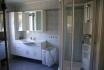 Sørheim Brygge Ferienhaus: Badezimmer