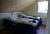 Sørheim Brygge Ferienhaus: Schlafzimmer