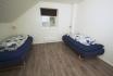 Sørheim Brygge kleine Ferienappartement: Schlafzimmer