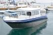 Kabinenboot in Storekorsnes
