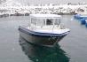 Angeln bei Alta mit diesem Angelboot