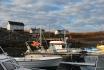 Storekorsnes vom Hafen aus