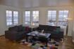 Storekorsnes Seehaus 2: Wohnebreich mit Sitzecke