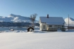 Stornes Gård im Winter