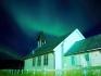 Storekorsnes goettliches Nordlicht
