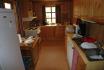 schöne Küche in Straumfjorden