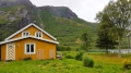 Straumfjorden neues Haus Nordland