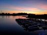 Sula Hafen Boote
