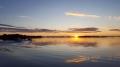 Sonnenuntergang Nordskot Brygge