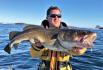 Dorschwumme Traena Arctic Fishing