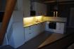 offene Wohnkuchen in Haus Salen