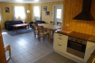 offene Wohnküche im Haus Bua
