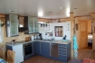Vega Rorbuferie Haus Nr. 1: Küche