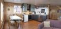 Vega Rorbuferie Haus Nr. 1: offene Wohnküche