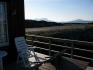 Vega Rorbuferie Haus Nr. 1: herrlicher Terrassen-Ausblick