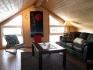 Vega Rorbuferie Haus Nr. 1: TV Wohnzimmer