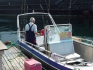 Angelboot 19 Fuss mit 50 PS und Kartenplotter
