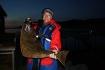 schöner Heilbutt beim Testfischen in Vik Brygge