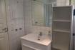 Visit Årviksand Ferienhaus Nr. 1: Badezimmer