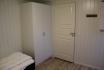 Visit Årviksand Ferienhaus Nr. 2: Schlafzimmer