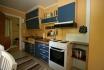 Ferienhaus Wagen: Küche