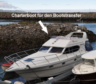 Charterboot_Bootstransfer