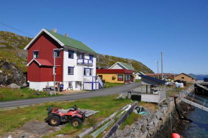 ein großes sowie ein kleineres Ferienappartement für Angler in Karhamn Havfiske