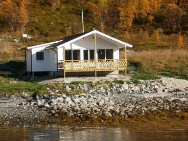 Ferienhaus in Ringvassøy
