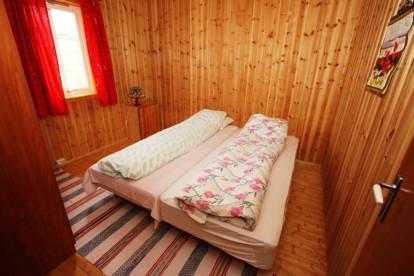 zwei Einzelbetten die man zusammenschieben kann