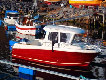 GFK Kabinenboot Merry-Fisher