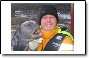 ein schöner Erlebnisbericht aus Eidet Havfiske: auf der Anglerinsel Senja