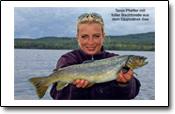 Indernaselva: ein Angeltraum in Norwegen für Binnenfischer