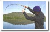 Süßwasserangeln in Norwegen: ein Reisebericht
