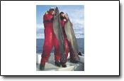 Lengfischen der Extraklasse in Kvenær auf der Insel Hitra