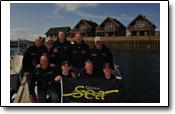 Angeln in Bolga: das Quantum Sea Team angelte auf dicke Butts und mehr