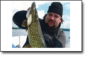 Hechtfischen in Norwegen