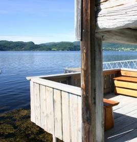 Fjordblick in Norwegen