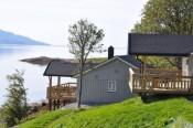 zwei schöne einzelhäuser unweit von Evenes