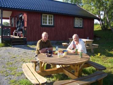entspannte Stimmung in Norwegen