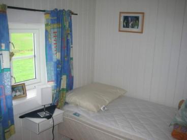 das rennovierte Schlafzimmer in Asplia