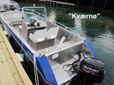 perfektes Angelboot bis max. 4 Personen