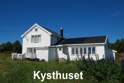 große freistehendes Ferienhaus in Dønna