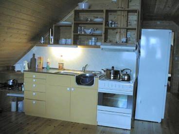 Wohnküche in Dypingkaia