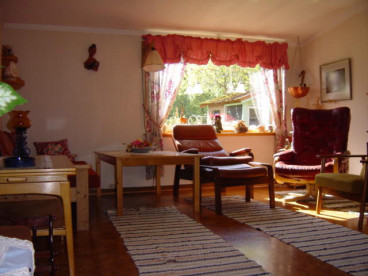 Wohnzimmer in Eidshaug
